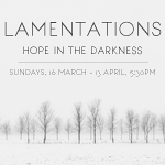 Lamentation - Hope in the Darkness