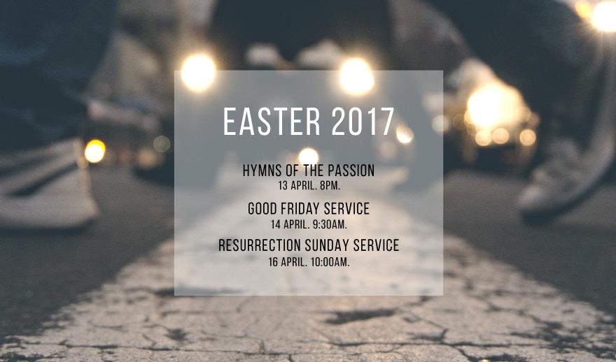 Easter Weekend 2017