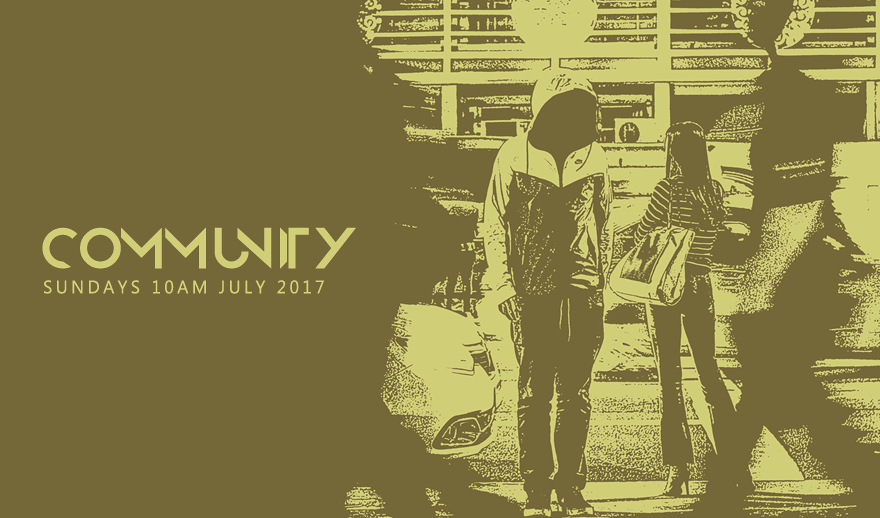 Sermon Series: Community