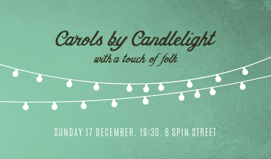 Carols by Candlelight...with a touch of folk