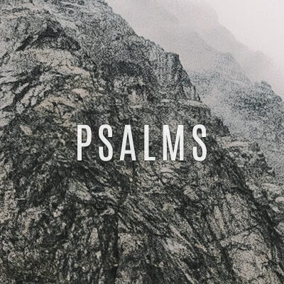 Sermon Series - Psalms
