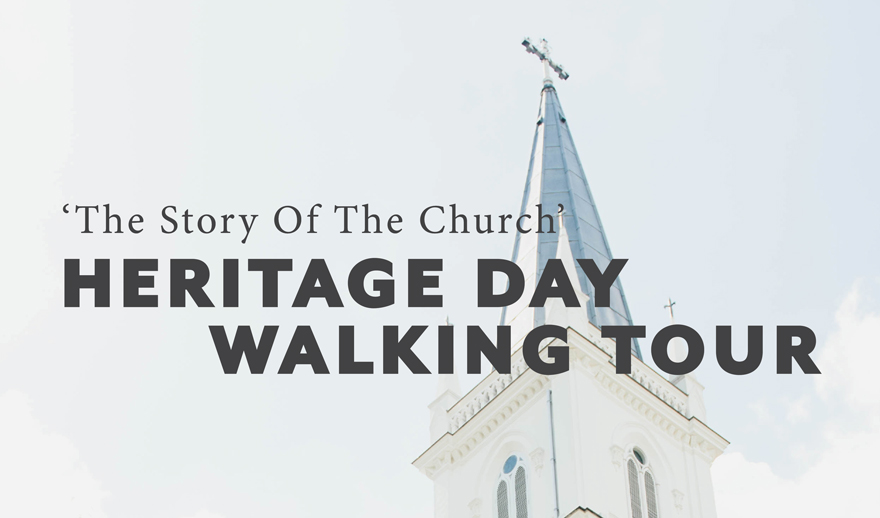 Heritage Day Walking Tour